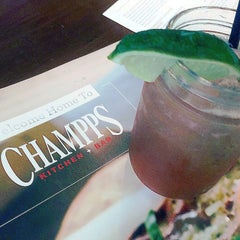 Photo taken at Champps Americana by Andy P. on 9/19/2015