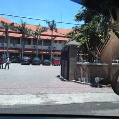 Photo taken at SMA Negeri 15 Surabaya by Aditya H. on 3/20/2013