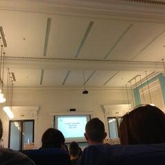 Photo taken at Universitatea din Craiova by Cristiana F. on 4/11/2013