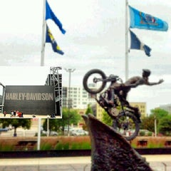 Photo taken at Harley-Davidson Museum by TipsonRoadTripping on 7/2/2013
