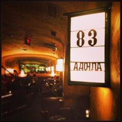 Photo taken at Pravda by Larkin C. on 4/24/2013