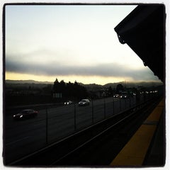 Photo taken at Castro Valley BART Station by 🐳 jackie m. on 3/12/2013