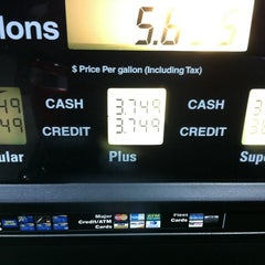 Photo taken at sunoco by Big J. on 10/29/2012