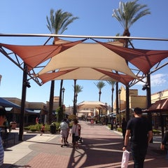 Photo taken at Lake Elsinore Outlets by Dymphna on 8/18/2013