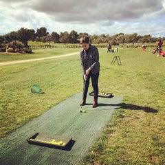 Photo taken at Golf Son Antem by Maria Antonia P. on 3/27/2014