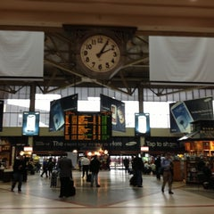Photo taken at South Station Food Court by shantimdk on 9/28/2012
