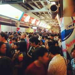 Photo taken at BTS สยาม (Siam) CEN by Takeshi L. on 2/8/2013