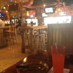 Photo taken at Hooters by Neil N. on 1/28/2013