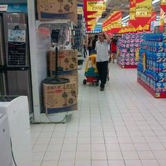 Photo taken at hypermart by Khaliq M. on 3/10/2013