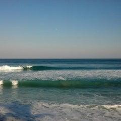Photo taken at Lantana Beach by Mark L. on 11/24/2012