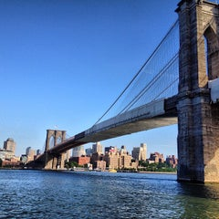Photo taken at Brooklyn Bridge Park by Stephen on 6/1/2013