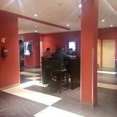 Photo taken at Cinemex by Adriana C. on 6/16/2013