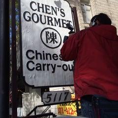 Photo taken at Chen's Gourmet Restaurant by Russ P. on 10/28/2013