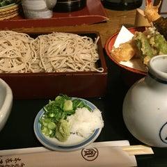 Photo taken at 本家 尾張屋 本店 (Honke Owariya) by Yoshiro T. on 10/12/2015