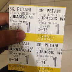 Photo taken at Grand Cineplex by Jazil H. on 6/14/2015