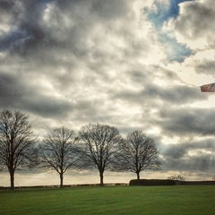 Photo taken at Henri-Chapelle American Cemetery and Memorial by Michael R. on 11/11/2015