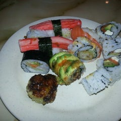 Photo taken at Hibachi Grill Buffet by Tony M. on 11/7/2012