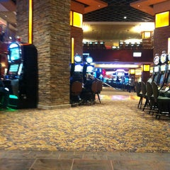 Photo taken at Firelake Grand Casino by Cakes B. on 4/3/2013