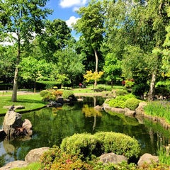 Photo taken at Holland Park by Abrar on 6/14/2013
