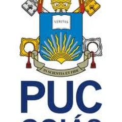 Photo taken at Pontifícia Universidade Católica de Goiás (PUC Goiás) by João Neto A. on 1/28/2013