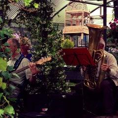 Photo taken at Vivaio Riva by Tamara F. on 6/15/2014