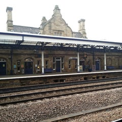 Photo taken at Dewsbury Railway Station (DEW) by Adrin A. on 11/24/2013