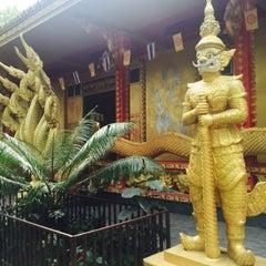 Photo taken at วัดป่าภูทับเบิก by Wiparat L. on 2/7/2015