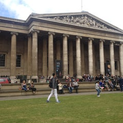 Photo taken at British Museum by Adam W. on 5/5/2013