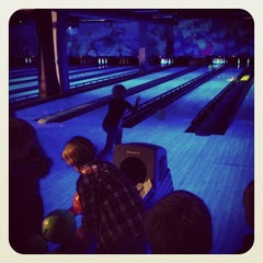 Photo taken at Skybowl by Pete S. on 10/12/2012