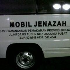 Photo taken at Dinas Pertamanan dan Pemakaman Provinsi DKI Jakarta by Anka Y. on 1/14/2013