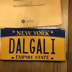 Photo taken at New York State DMV by Yasin D. on 12/8/2014