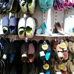 Photo taken at crocs 池袋サンシャインシティ店 by Ys [waiz] on 6/7/2015