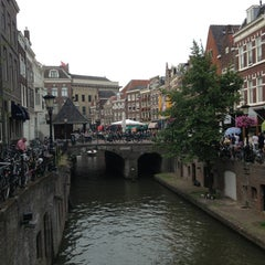 Photo taken at Bushalte Bleekstraat by Sjer V. on 8/21/2013