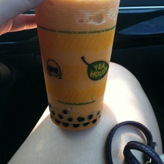 Photo taken at Boba Tea House by Meagan A. on 5/26/2014
