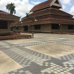 Photo taken at Pejabat Setiausaha Kerajaan (SUK) Negeri Kelantan by Farah H. on 2/23/2015