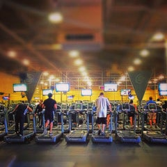 Photo taken at 24 Hour Fitness by Ivy J. on 7/29/2013