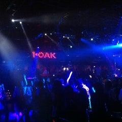 Photo taken at 1 OAK Nightclub by Cory E. on 2/15/2013