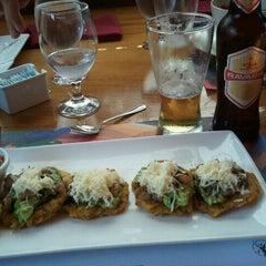 Photo taken at Restaurante Don Rufino by Rebeca C. on 4/15/2012