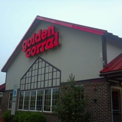 Photo taken at Golden Corral by Robert L. on 5/8/2012