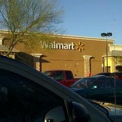 Photo taken at Walmart Supercenter by William K. on 2/15/2013