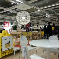 Photo taken at IKEA Sunrise by Meredith L. on 2/17/2013