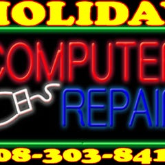 Photo taken at Holiday Computer Repair by Holiday Computer Repair on 2/9/2015