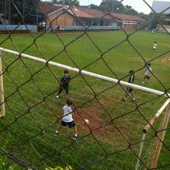 Photo taken at Gremio Esportivo by Fábio André Dorce D. on 2/7/2013
