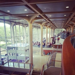 Photo taken at LSU - Student Union by Molly Ann W. on 2/7/2013