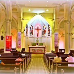 Photo taken at Church of St Anthony by Christian on 3/10/2013
