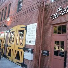 Photo taken at Hi-Life by Joshua G. on 10/7/2012