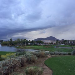 Photo taken at Silverado Golf Course by Justin B. on 3/2/2014