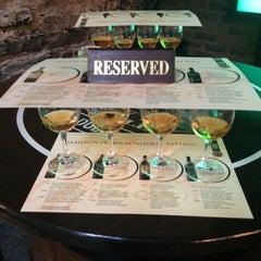 Photo taken at Old Jameson Distillery by Gustavo B. on 4/11/2013