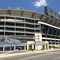 Photo taken at Beaver Stadium by Chris P. on 8/16/2013