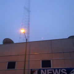 Photo taken at News 4 WOAI by Clayton P. on 12/4/2013